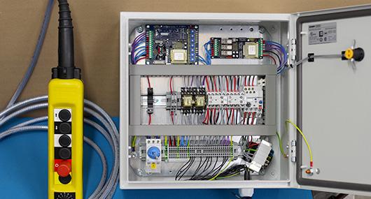 Bespoke Control Panels