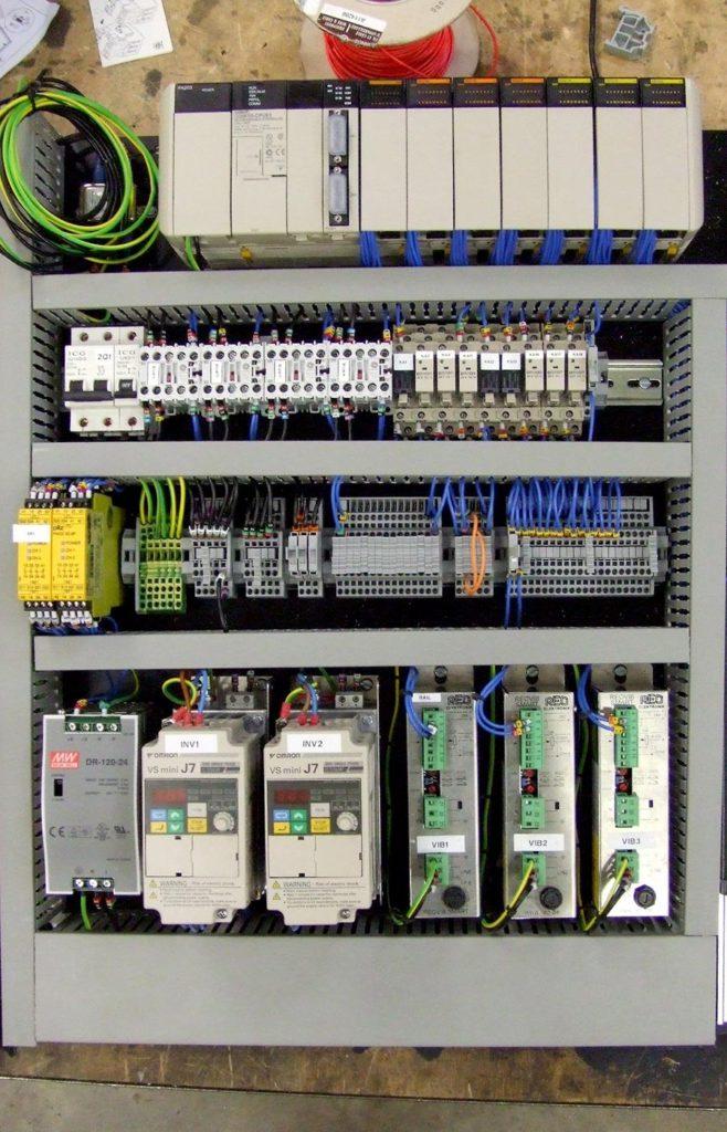 Modern Drives & Controls - Bespoke Control Panels