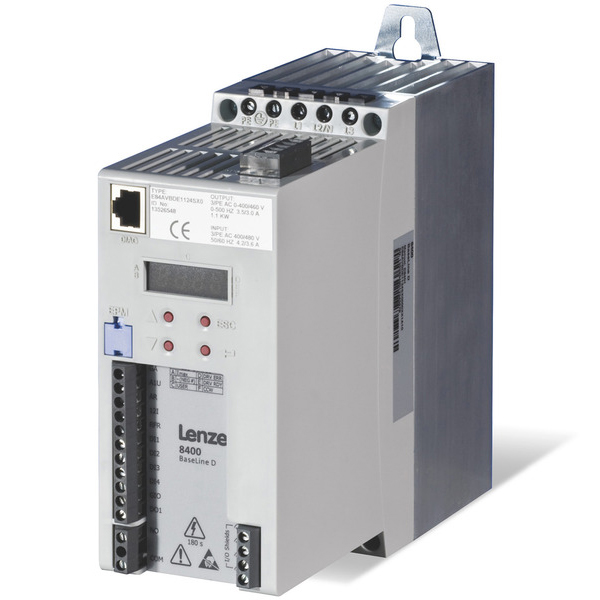 Lenze Inverter 8400 BaseLine