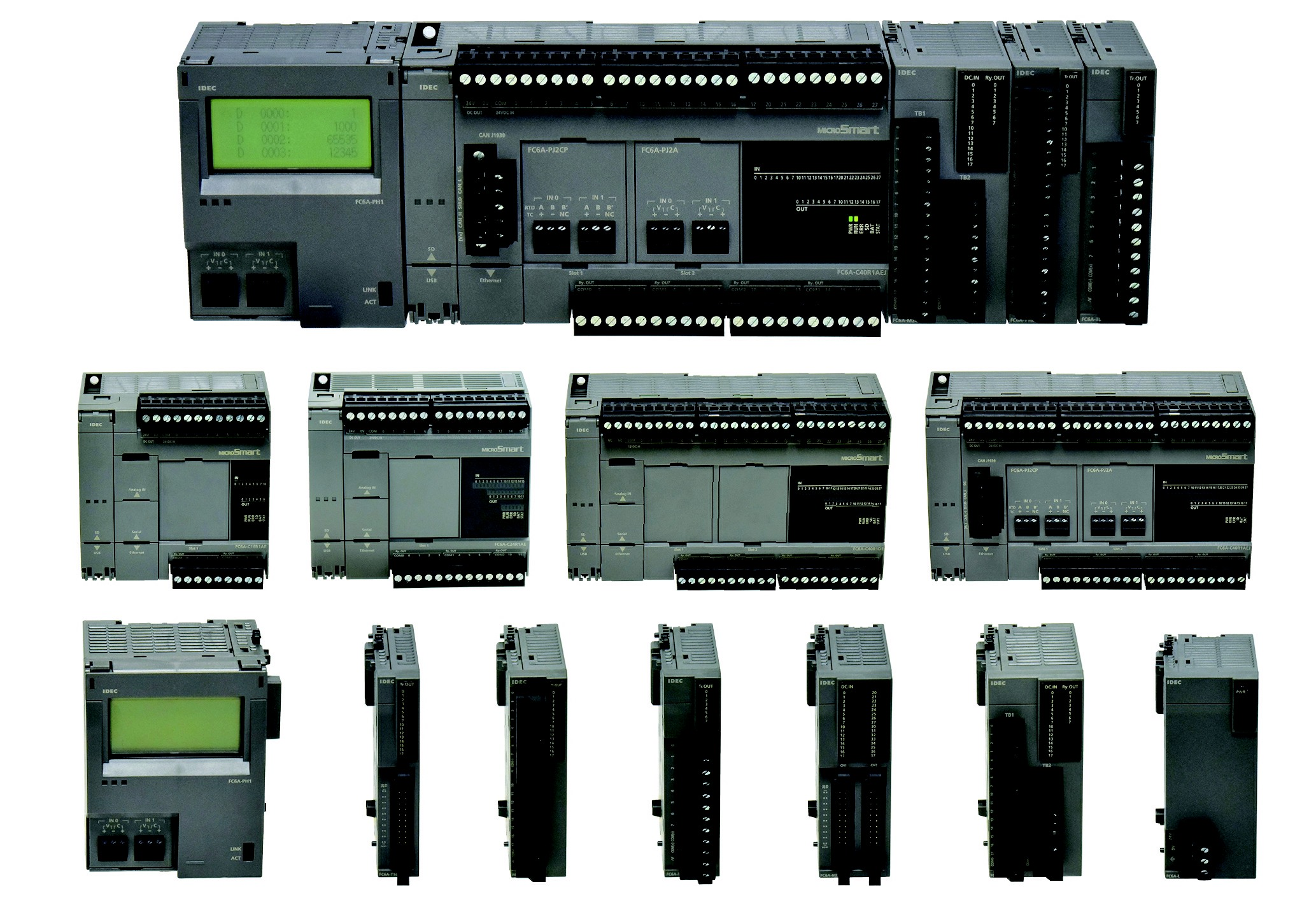 IDEC Programmable Logic Controllers